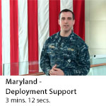 DIA Beyond the Beltway: Maryland - Deployment Support
