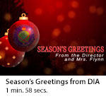 Season's Greetings from DIA