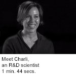 Meet Charli, an R&D scientist at NGA