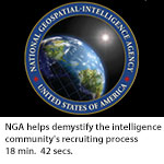 NGA helps demystify the intelligence community's recruiting process