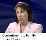 Commitment to Family