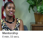 Mentorship at NSA