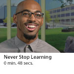 Never Stop Learning at NSA