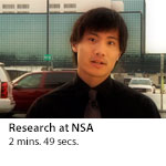 Research at NSA