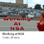 Working at NSA