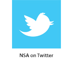 Follow NSA on Twitter