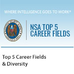 Top 5 Career Fields and Diversity