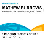 Global Trends 2030: Q&A with Mathew Burrows, counselor to the NIC - Changing Face of Conflict