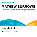 Global Trends 2030: Q&A with Mathew Burrows, counselor to the NIC - World's Policeman