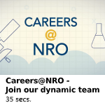 Watch Careers at NRO