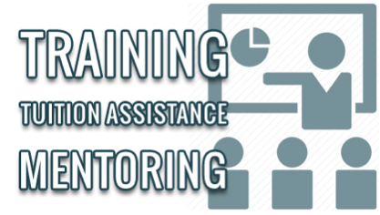 Training Tuition Assistance Mentoring