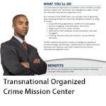 Transnational Organized Crime Mission Center